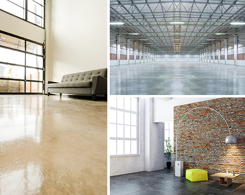 Polished Concrete Photos